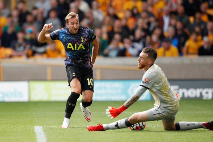 Harry Kane main bersama Spurs