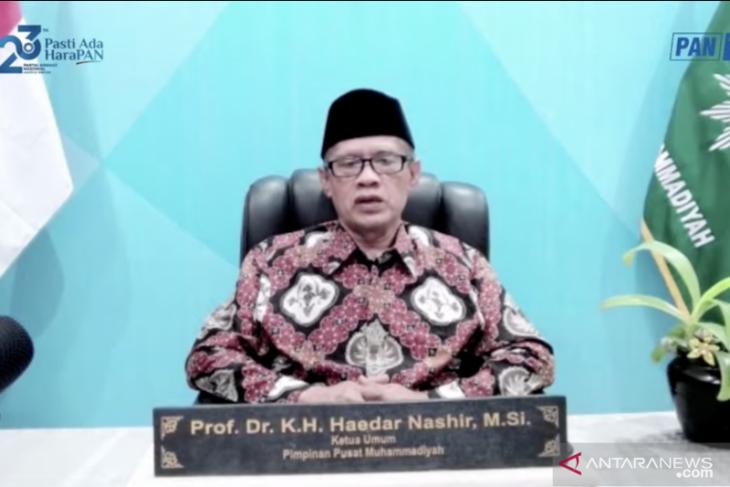 Muhammadiyah ingatkan PAN harus jadi partai modern era Revolusi 4.0