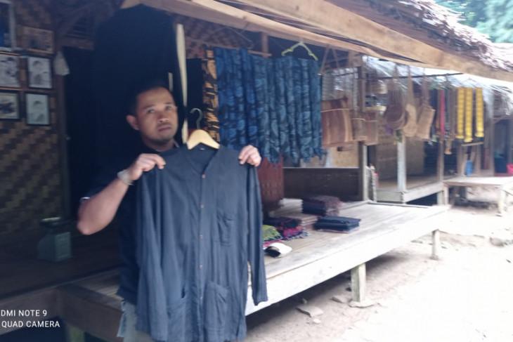 Baju adat Badui, antara Presiden Jokowi dan bangkitnya UMKM