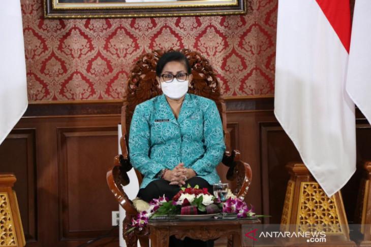 Ketua PKK Bali minta kader percepat vaksinasi bagi difabel