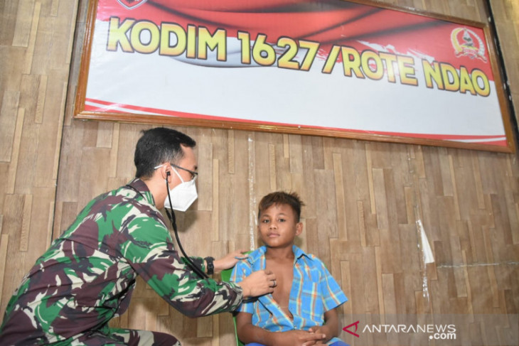Pangdam utus anggota cek kesehatan bocah yang dianiaya oknum TNI