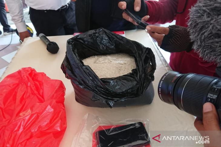 Petugas Lapas Pontianak temukan narkoba dalam kantong beras