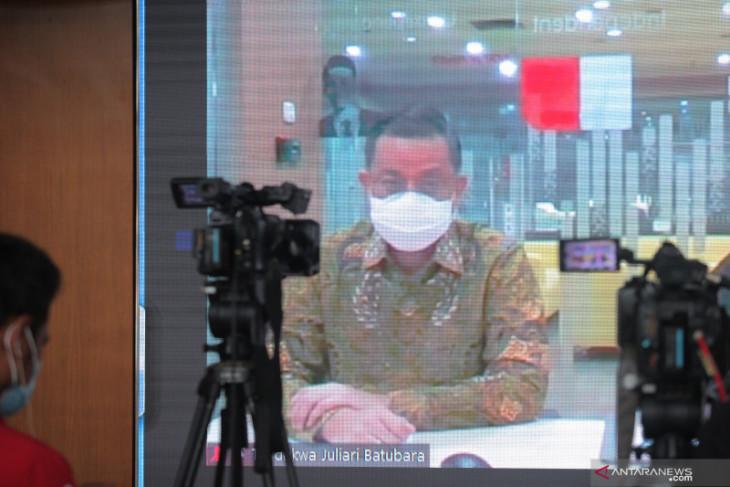 Mantan Menteri Sosial Juliari Batubara divonis 12 tahun penjara