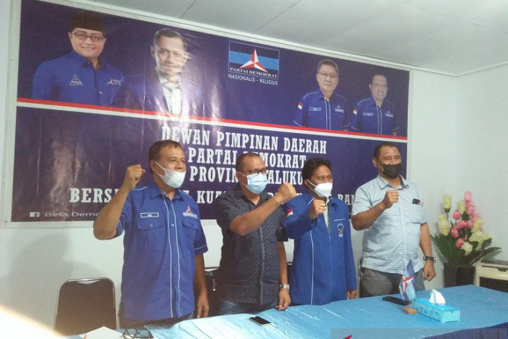Elwen Roy Pattiasina direkomendasikan pimpin kembali DPD PD Maluku begini penjelasannya