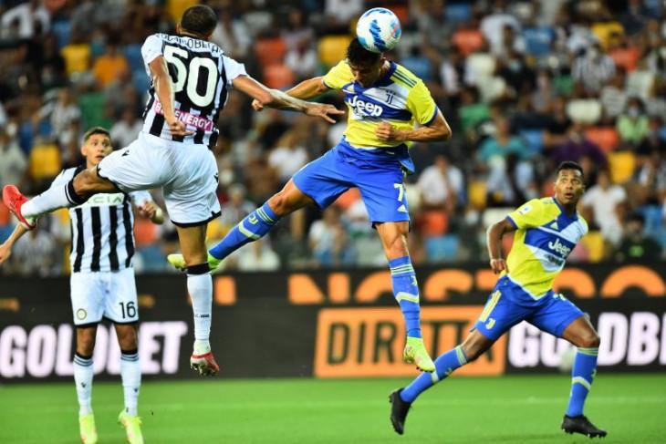 Ronaldo gagal menangkan Juventus atas Udinese karena dianulir VAR