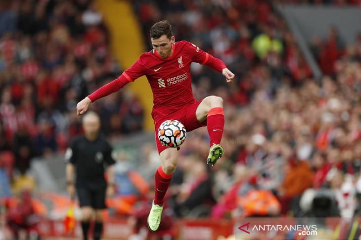 Andy Robertson yang perpanjang kontrak di Liverpool