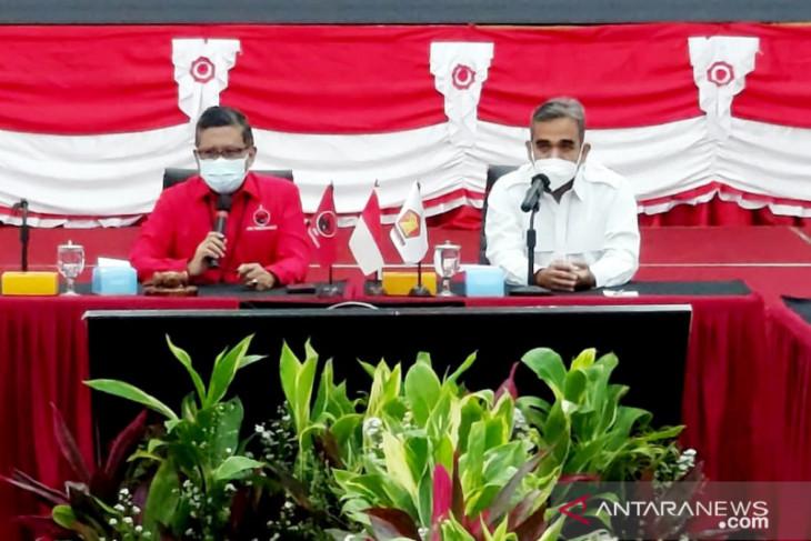 PDIP dan Gerindra berikan sikap terkait amendemen UUD 1945