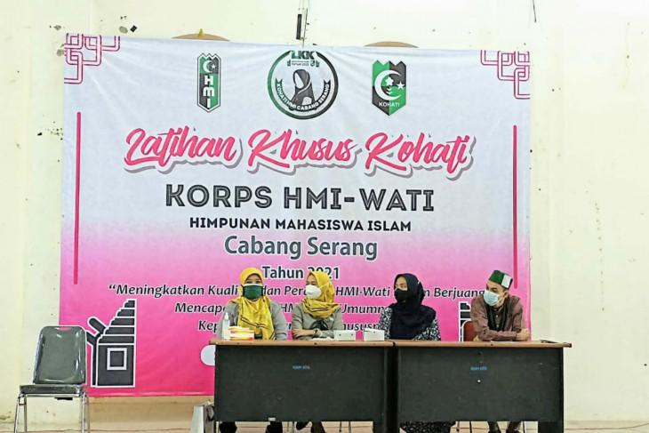 BPJS apresiasi Kohati HMI Serang gelar LKK Tingkat Nasional