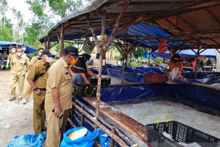 Usaha pengolahan ubur-ubur di Belitung serap ratusan tenaga kerja