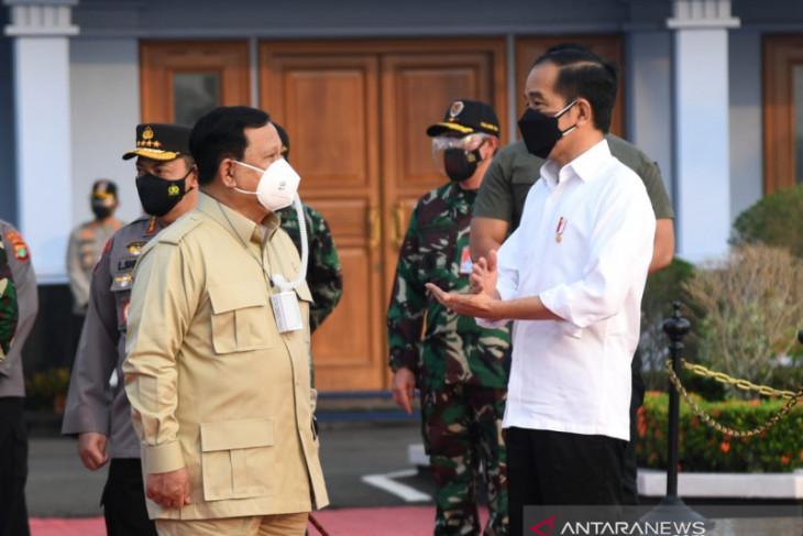 Presiden Jokowi berencana tinjau vaksinasi hingga resmikan tol di Kaltim