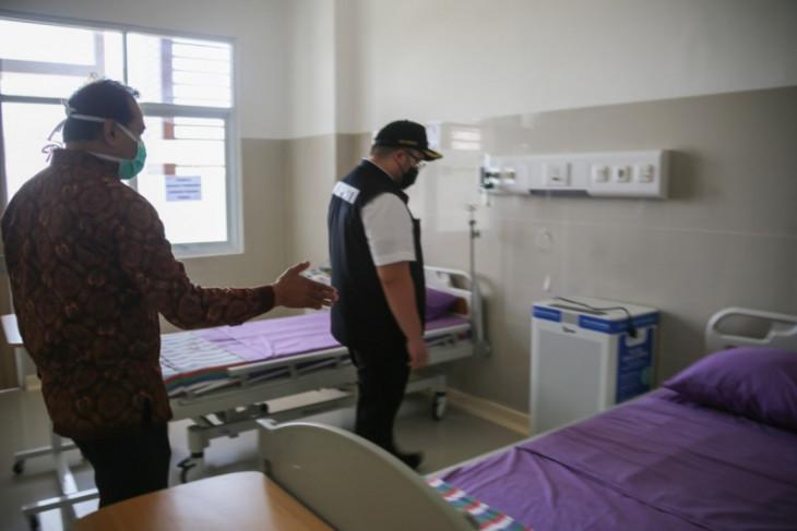 Rumah Sakit SLG Kediri dilengkapi paviliun VVIP khusus pasien COVID-19