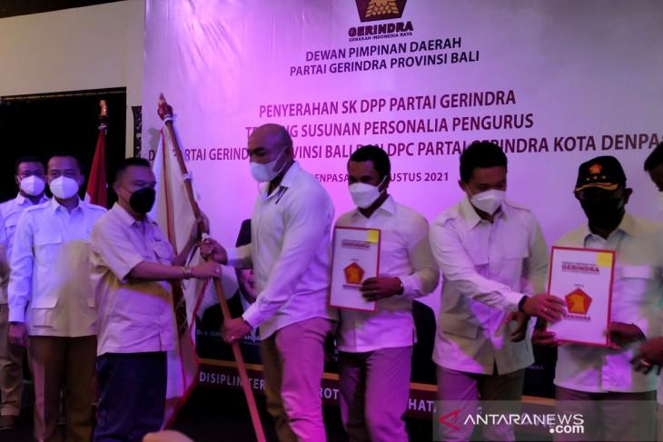 DPP Partai Gerindra harapkan Bali dapat kursi di DPR