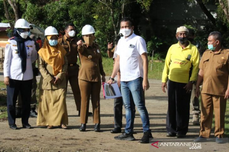 Singkawang bangun Taman Cahaya Madani degan dana CSR FIF Group