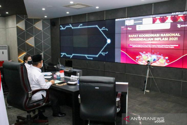 TPID Kalbar dapat peringkat terbaik se-wilayah Kalimantan