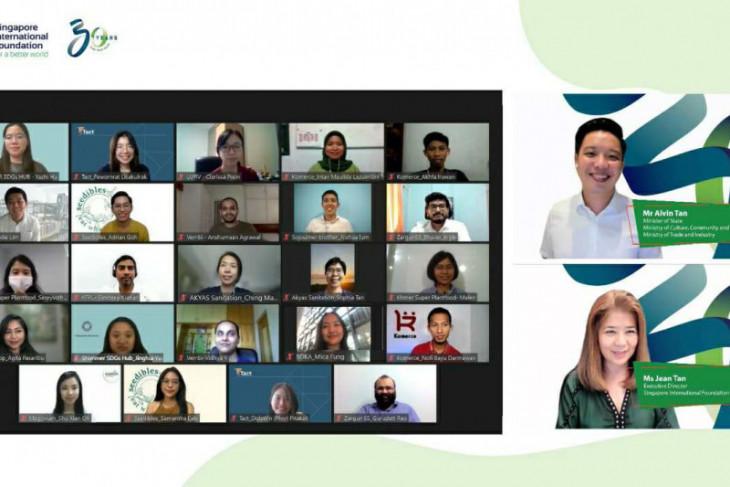 YSE Global 2021 loloskan 15 tim pembuat perubahan