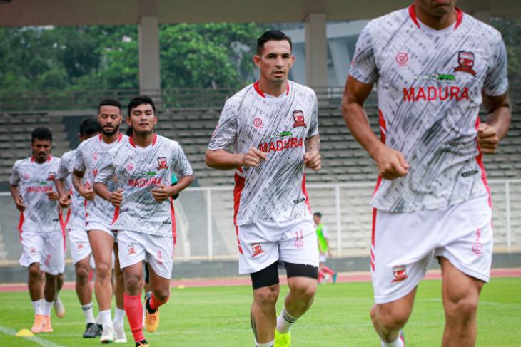 Madura United meramu skuad utama hadapi Liga 1 2021