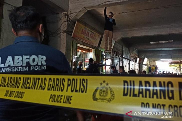 Satu korban luka tembak dalam perampokan toko emas di Medan