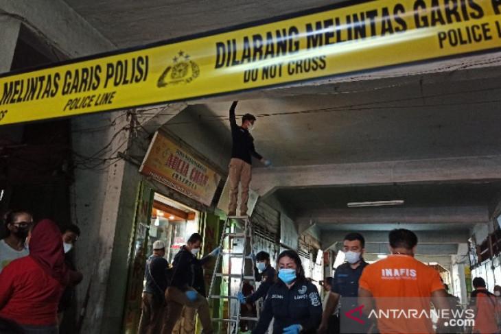 Korban penembakan perampok toko emas di Simpang Limun Medan masih dirawat