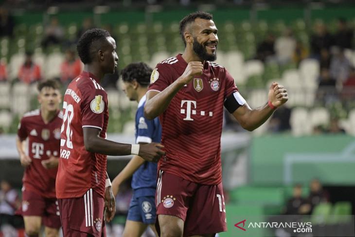 Bayern cetak selusin gol lawan tim strata kelima Bremer di DFB Pokal