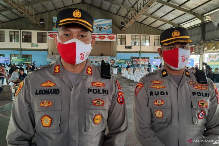 Polresta Tangerang perketat pengawasan prokes selama PPKM level 3