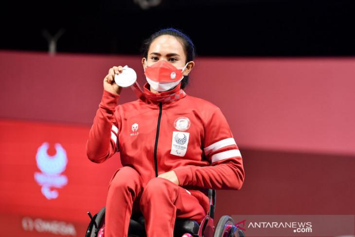Ni Nengah Widiasih 'grateful' for winning silver at Tokyo Paralympics