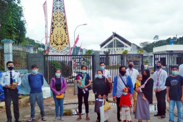 KJRI Kuching bantu pemulangan PMI kondisi khusus