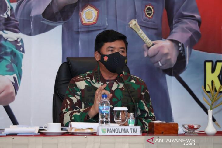 Panglima TNI ingatkan masyarakat Papua harus patuhi prokes dukung PON