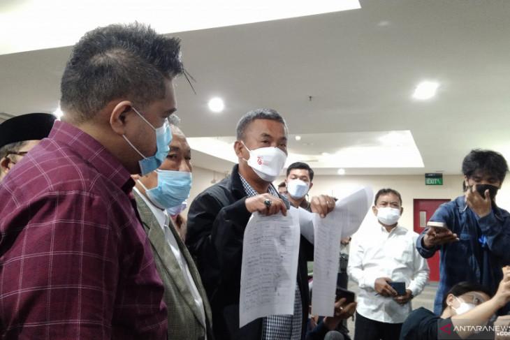 Tujuh fraksi DPRD DKI menolak hak interpelasi terhadap Anies