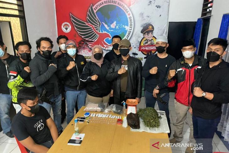 Polres Rejang Lebong ungkap peredaran narkoba di perdesaan