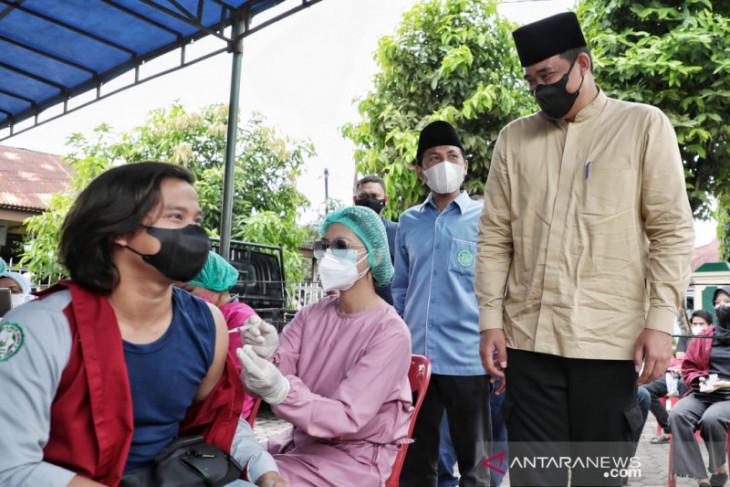 Pemkot Medan gelar vaksinasi COVID-19  tingkat lingkungan September