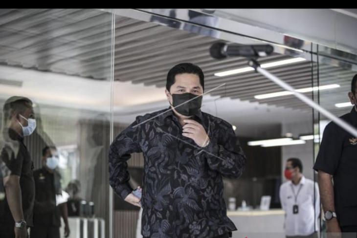Survei Indikator Politik Indonesia tempatkan Erick Thohir sebagai menteri dengan tingkat kepuasan tinggi