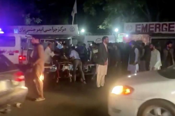 PM Selandia Baru kutuk serangan bandara Kabul
