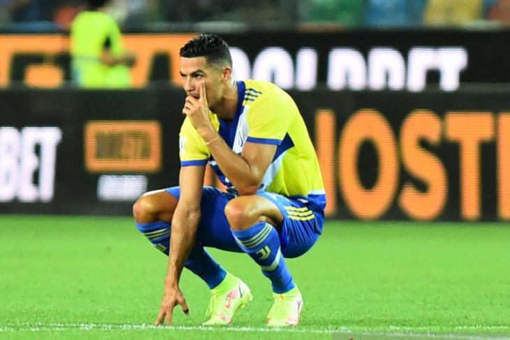 Massimiliano Allegri akui Ronaldo tidak berniat bertahan di Juventus