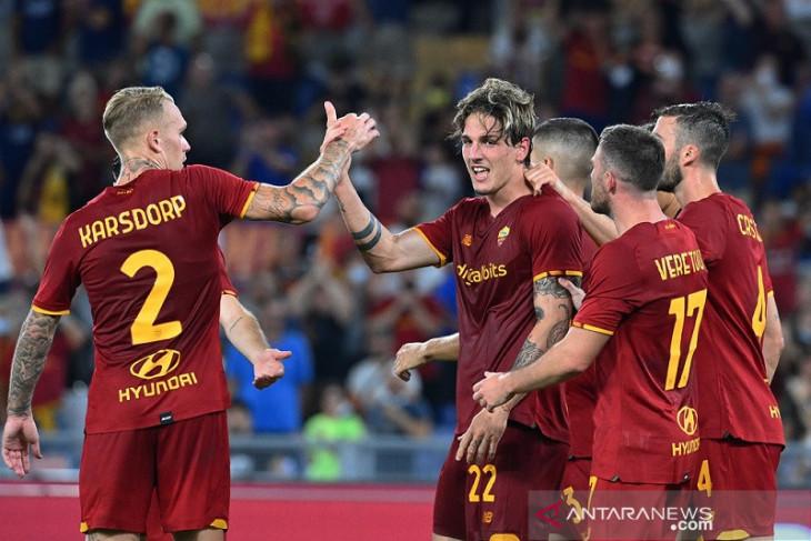 Menang 3-0, Roma mantapkan agregat atas Trabzonspor dalam playoff Liga Conference