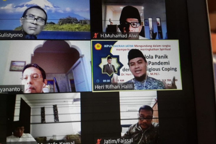 Dosen STAI Muhammadiyah Probolinggo berbagi cara kelola panik dengan