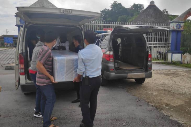 KJRI Kuching pulangkan jenazah PMI yang meninggal di Sarawak