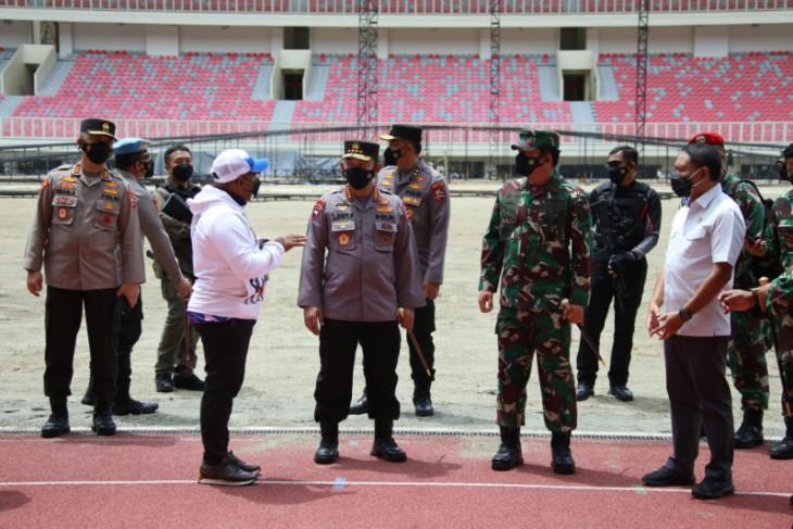 Persiapan pelaksanaan PON XX Papua sudah maksimal, kata Kapolri