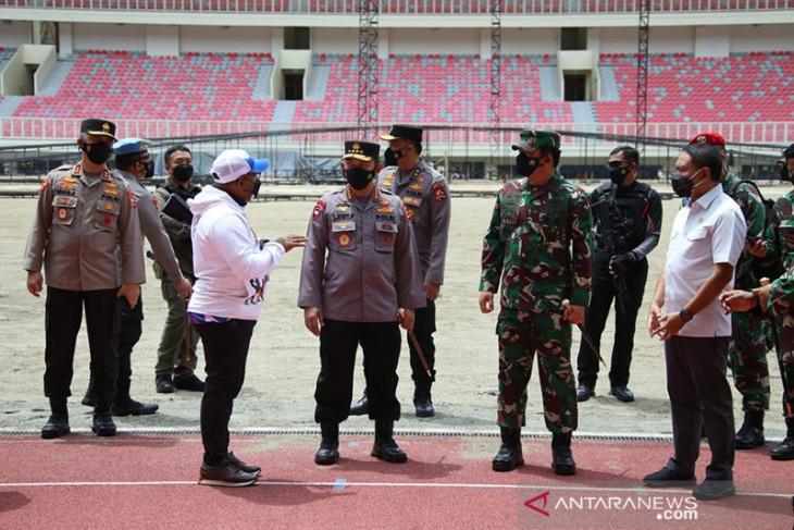 Kapolri pastikan persiapan pelaksanaan PON XX Papua sudah maksimal