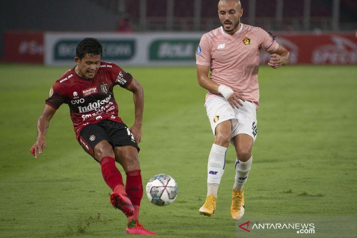 Persik kalahkan  Borneo 1-0