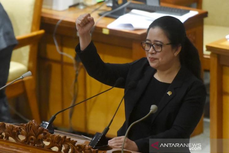 Presiden dan Ketua DPR RI  tinjau vaksinasi COVID-19 di Banten