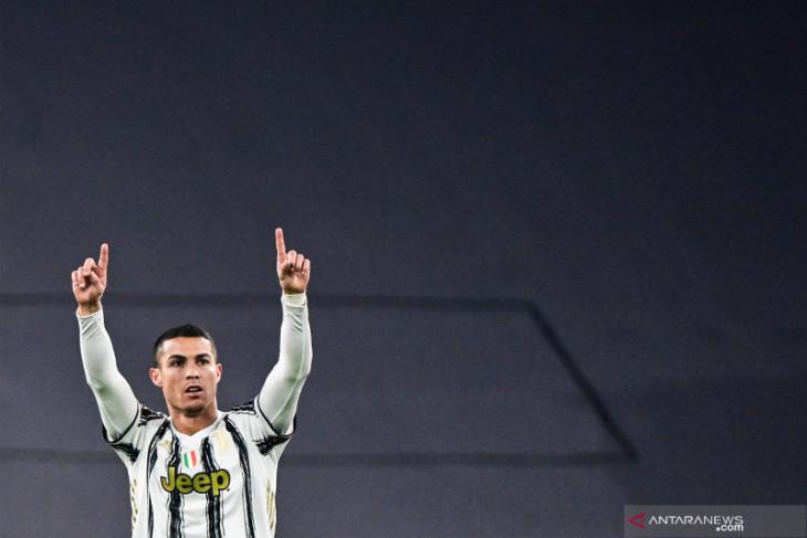 Resmi tinggalkan Juventus, Ronaldo tulis perpisahaan di Instagram