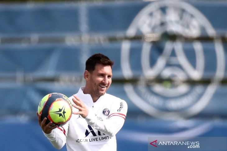 Pochettino belum putuskan keikutsertaan Messi tandang ke markas Reims