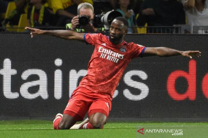 Lyon petik tiga poin perdana musim ini atas Nantes
