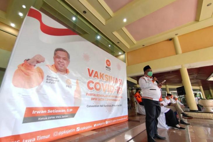 Bantu tangani pandemi, PKS Jatim komitmen beri perhatian khusus