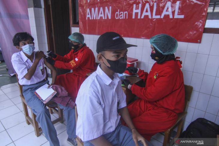 Cakupan vaksinasi COVID-19 di Kota Depok capai 943.001 orang
