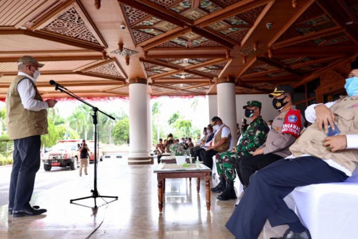 Ini kata BNPB terkait angka kesembuhan COVID-19 di Aceh