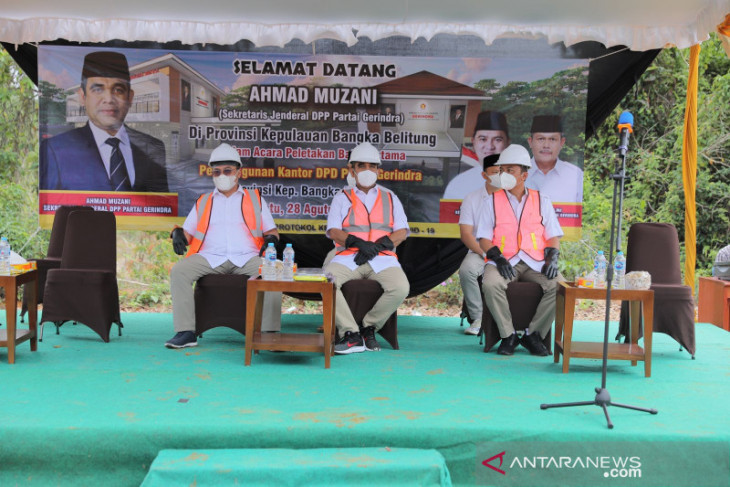 Gerindra : Prabowo jadi Capres 2024, wujud bakti bagi negara