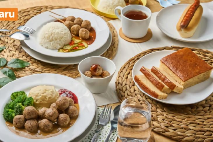 Ikea Indonesia hadirkan menu makanan berbasis tumbuhan