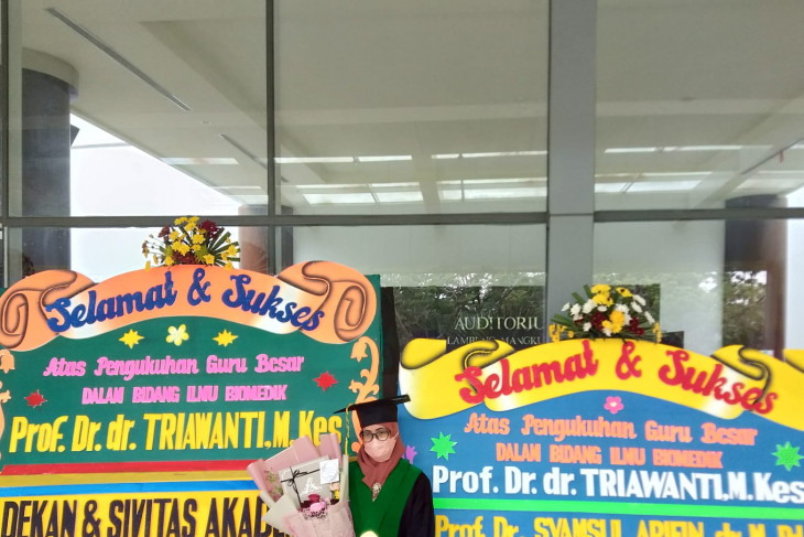 Prof  dr Triawanti: Ikan seluang sumber nutrisi penanggulangan