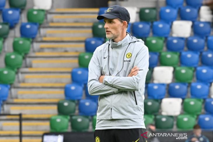 Pelatih Tuchel puji kerja sama tim Chelsea ketika melawan Liverpool